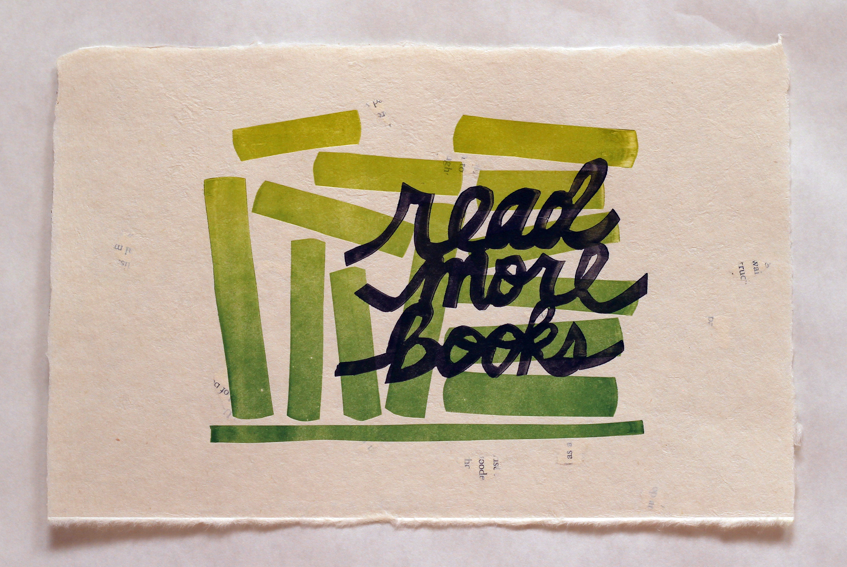 Read More Books, 2015